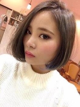 ケーズ ヘアー 千葉店(K's Hair)の写真/サロン帰りの髪を再現できる優秀カット★スタイリストが魅力を最大限に引き出してくれる♪