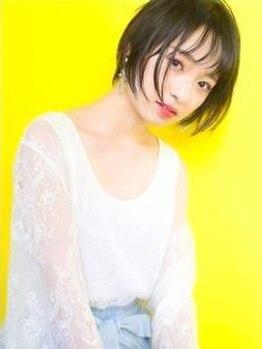 ヘアメイクエイト 丸山店(hair make No.8)の写真/可愛いSTYLE多数☆メイクやファッション、なりたいイメージを汲み取り提案♪お気に入り写真の持ち込みも◎