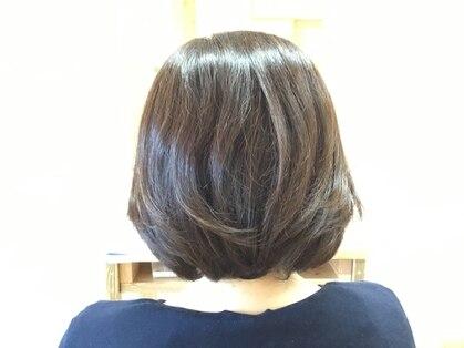 ヘア アトリエ コエ(hair atelier koe)の写真
