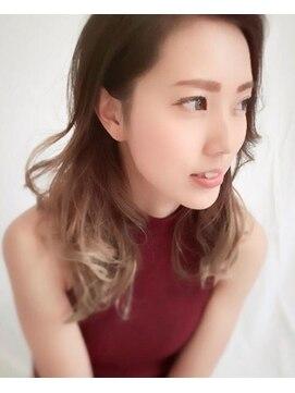 イング 平間店(ing)ハイトーングラデーションスタイル