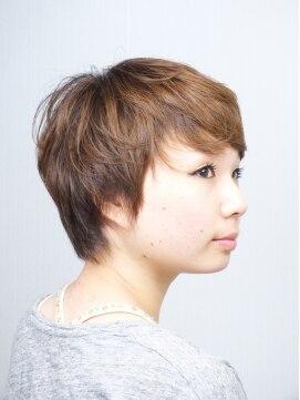 ヘアサロン ケイダッシュ(Hair salon K')夏用ショートボブ