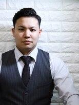 ベンケイ(HAIR AVENUE benkei)Classic Side Part Gentleman Style