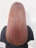 アールピクシー(Hair Work's r.Pixy)ミルクティーピンク