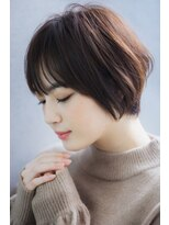 リル ヘアーデザイン(Rire hair design)【Rire-リル銀座-】美シルエット小顔ショートボブ