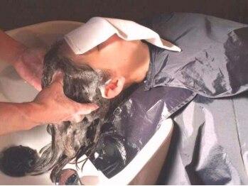 エルジン ヘアドレッサー ショップ(ELGIN HAIR DRESSER SHOP)の写真/【JR福間駅3分★】福津市で[国産トップヘアケアブランドCOTA(コタ)]のヘアエステをするなら【ELGIN】♪