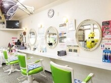 つぢ 美容室の雰囲気(ゆったり落ち着ける店内で、快適なサロンTimeをお届けします◎)
