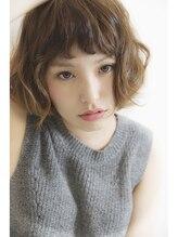 1001ミル ヘアーメイク プラス カフェ(1001 mille hairmake+cafe)オトナ可愛いワンカールボブ☆ 《1001mille》