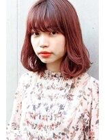 ヘアサロンガリカアオヤマ(hair salon Gallica aoyama)☆『 グレージュカラー & 毛束感 』ワンサイド☆セミディー☆