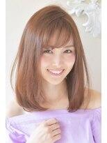 ネオリーブ モカ 川崎チネチッタ店(Neolive mocca)(モカ☆川崎)☆大人かわいい×やわらかストレート☆
