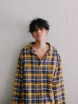 ペグ バイ アディクヘア 町田駅前店(Peg by adic.hair)ウザバング×重めなショートヘア