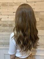 ヘアドレス レイ(Hair dress Lei)LONG × acid digital perm