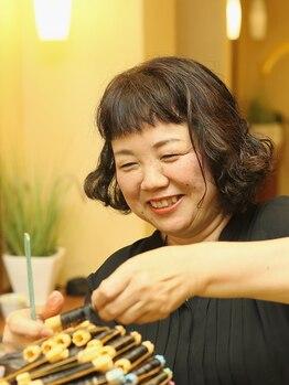 プラザ 西大和店(PLAZA)の写真/「女性同士だから分かる」「女性だから伝わる」そんな女性ならではの目線で丁寧にカウンセリング♪