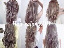 Hair Salon Zoo 【ヘアサロン ズー】