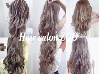 ヘアサロン ズー(Hair Salon Zoo)の写真