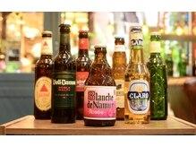え!? 世界のクラフトビールが格安で飲めちゃう美容室??