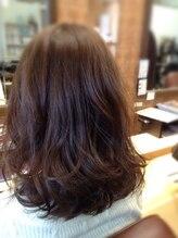 カシェ リタ ヘアー(CACHE'&RITA HAIR)艶っぽカラー