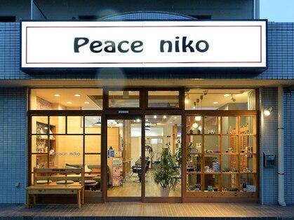 ピースニコ(Peace niko)の写真