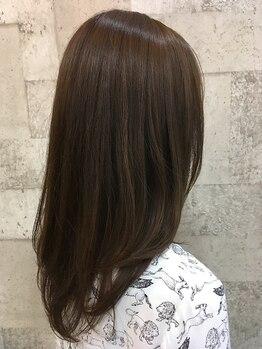 ロイス ヘアー(ROIS hair)の写真/うねり・ハネのクセにお悩みの方へ♪見た目も手触りも理想のつや髪に―扱いやすく素直な美髪に大変身☆