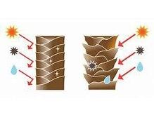 [noahノア]HairCare for Design...髪の修復と復元を目的としたMENUを取り扱っております