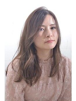 ヘアーメイク アディクト(HAIR MAKE addict)の写真/大人の余裕を感じさせるこなれたニュアンス…ゆるふわパーマは女性のクラス感をあげてくれる最強Style♪