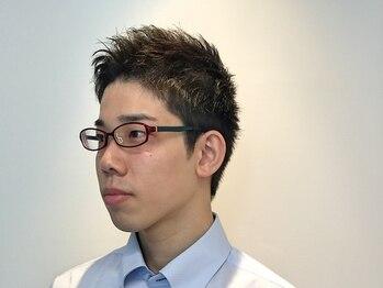 バーバーショップ テト キタヤマ(barber shop tete kitayama)の写真/【北山駅徒歩1分】メンズサロンならではの落ち着いた雰囲気と、眉毛、ヒゲのトータルケアでデキる男性へ!