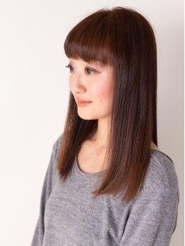 ヘアー ドナ リー(hair Donna Lee)の写真/【たっぷりの美容液で髪を洗う感覚…♪】トリートメントで髪にご褒美♪お手頃プライスでキレイ&可愛く☆
