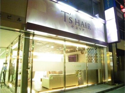 ティーズヘアーイーズ(T's HAIR ease)の写真