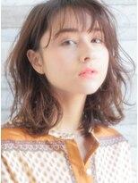 キース ヘアアンドメイク(kith. hair&make) 恵比寿kith.本田寿雄×ほつれカールミディ