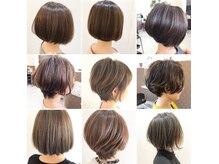 ヘアークリエイト ミリ(hair create mm)