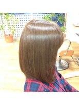 ヘアー アウフ 旭店(hair AUF)イルミナカラー
