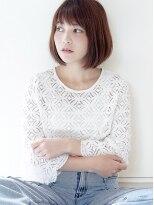 アルターリアン(aL ter LieN)【aL-ter LieN TAKU】小顔カット☆愛されストレートボブ 千葉