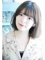リーズ(Lise)【ゆるふわストカールボブ】【イルミナカラー】【ストカール】