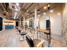 ラフィス ヘアー リアン 西宮北口店(La fith hair lien)の雰囲気(アットホームな空間でゆったり過ごせます♪)