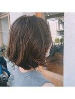 ハブコヘアスパ(HaBCo hair spa)ゆるふわボブ