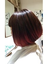 アビタ ヘアーメイク(Habita Hair+Make)BOBスタイル