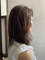 オリジンイズミ(ORIGIN'S IZUMI)[ORIGIN'SIZUMI]白髪を活かすハイライトカラー