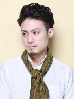 アクシス ヘアーデザイン(AXIS hair design)の写真/【カット¥2900】21時まで受付!年中無休!美容歴9年以上のベテランstylistが創るから、カッコよくキマる!