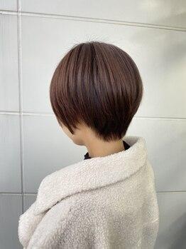 サロンド ながい(Salon de)の写真/丁寧なカウンセリングであなただけに似合うヘアをご提案。理想や様々な髪のお悩みもお気軽にご相談下さい!