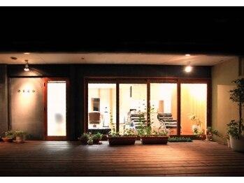 デコ(DECO)の写真/《看板のない、隠れ家的サロンでご褒美Timeを♪》開放感のある空間で心も癒す☆オトナがくつろげる『DECO』