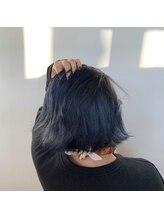 アーツヘアー JR上熊本駅店(ARTS@HAIR)【デニムカラー】
