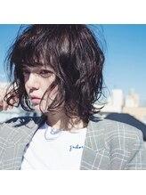 ヘア ヴィルゴ 吉祥寺(hair Virgo)NEW OPEN【Virgo】lazyウェーブ切りっぱなしボブ