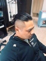 フェード/まとめ髪