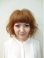 ベルノ オブヘアメイク(VERNO OF HAIR&MAKE)ふわくしゅパーマ