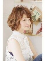 ダミアバイルル(DAMIA by LuLu)8★大人可愛い~ふわくしゅエアリーショートボブ~