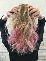 ヘアーグランデシーク(Hair Grande Seeek)Summerトロピカルcolor♪