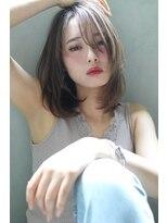 【Blanc/目黒】ベージュカラー/レイヤーボブ/ボブディ 2