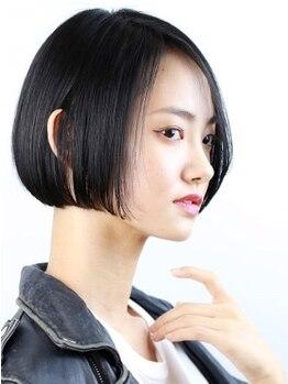 レンジシキチジョウジ (RENJISHI KICHIJOJI)の写真/クセ毛でもボブ&ショートに!クセを伸ばすも、活かすもショートヘアのデザインに取り入れます☆