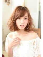 コトナ ヘアーアンドアイラッシュ 竹ノ塚(kotona hair&eyelash)大人かわいい 伸ばしかけ 小顔 ふわミディ