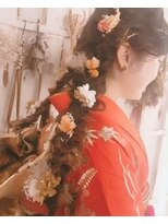 カリラ(CAOLILA)卒業式・成人式・結婚式へのパーティセット