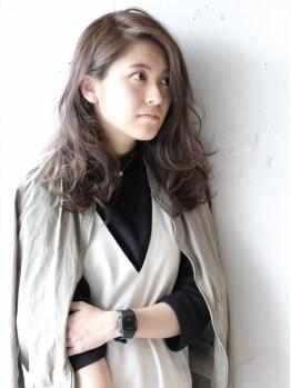 ヒダマリ(hidamari)の写真/髪にこだわるオーナーが、厳選したオーガニック素材を使用♪刺激と匂いを抑えた薬剤なので髪に優しい◎